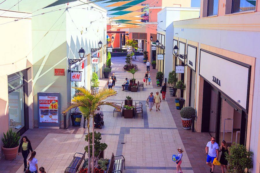 Торговый центр Ла Зения Бульвар Торревьеха