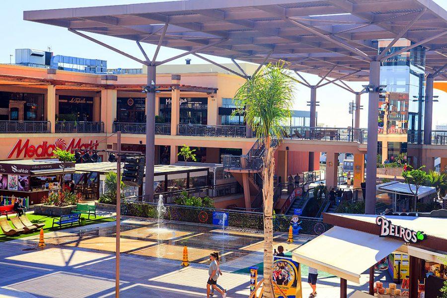 ла зения испания торговый центр