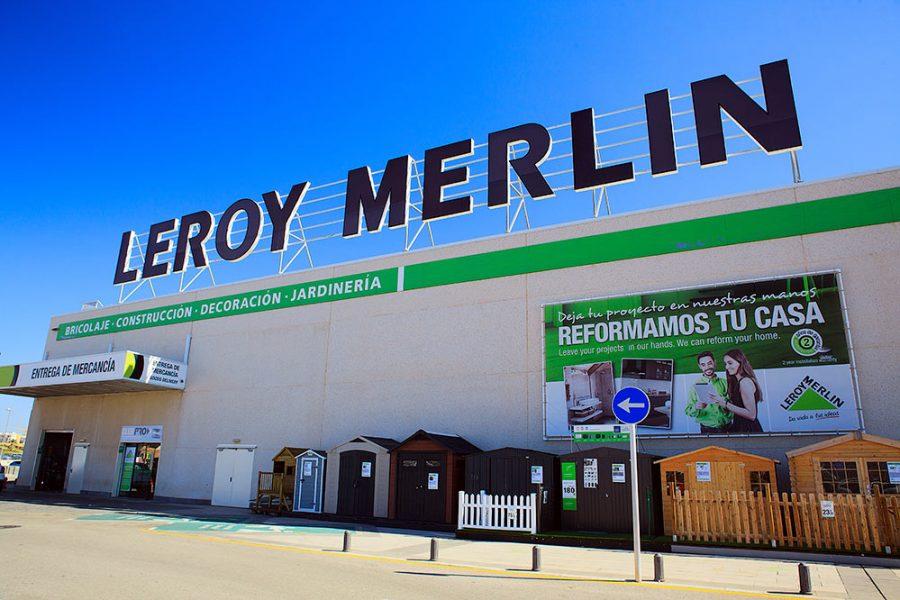 Магазин стройматериалов Leroy Merlin в Испании в Ла Зения Бульвар