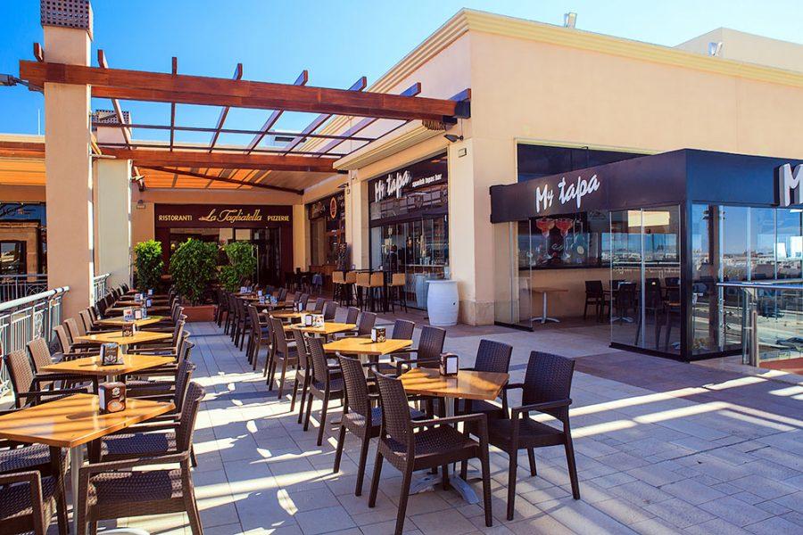 Ла Зения Испания рестораны