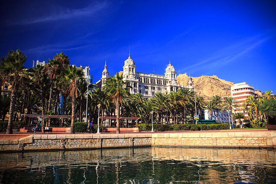 Аликанте Испания фото