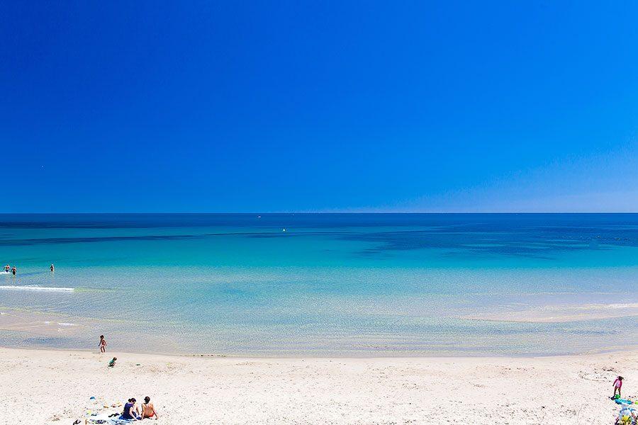 Пляж в Испании Торре да ла Орадада