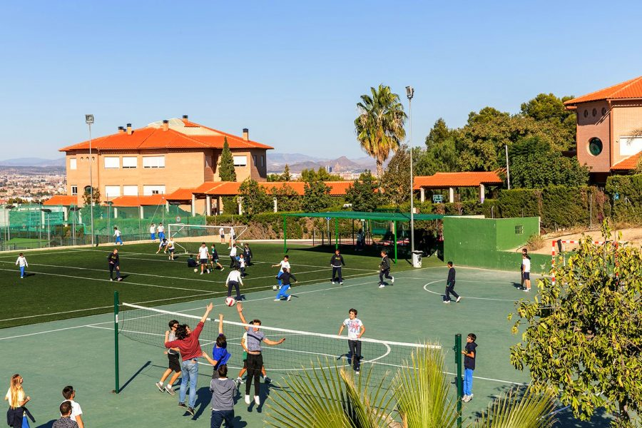 Школа в Испании El Limonar international school