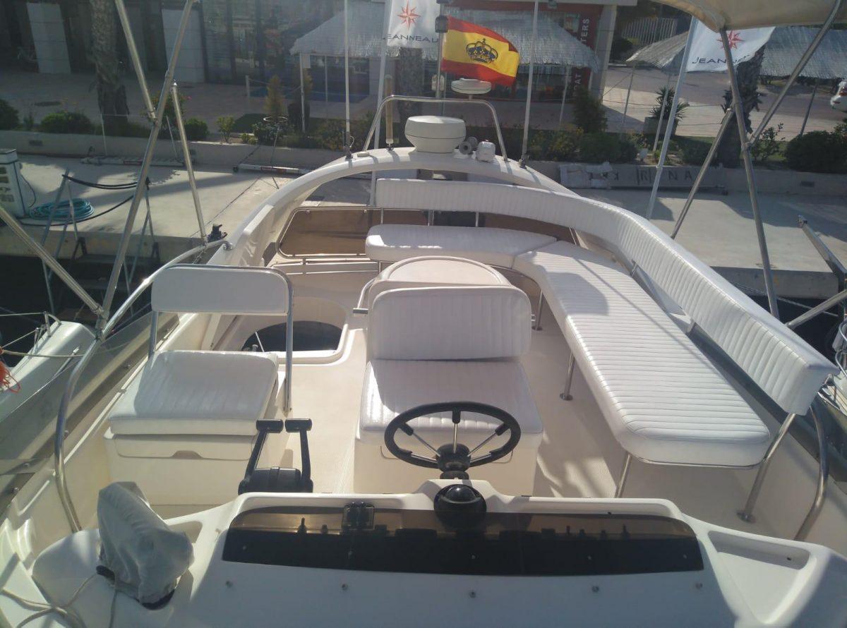 Фото Оренда яхти на Costa Blanca
