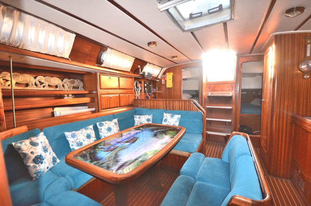 Фото Оренда парусної яхти на Costa Blanca