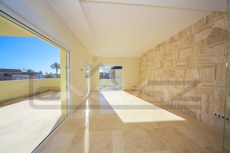 Foto de stock Gran villa de lujo en España