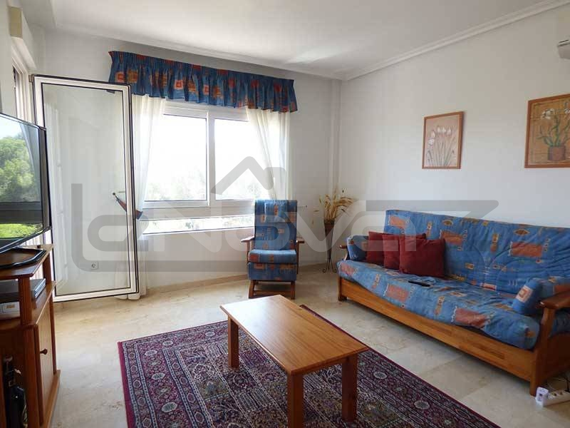 Stock Foto High-quality apartment in Spain in a quiet area