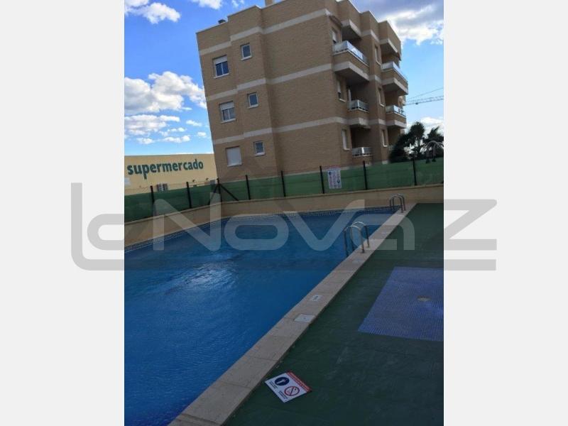 Фото Квартира в Торревьехе в районі Aguas Nuevas