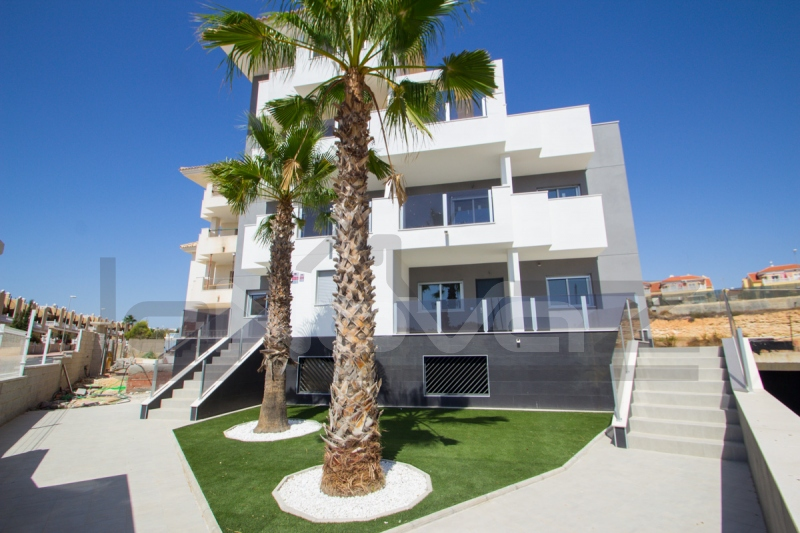 Foto de stock Nuevos edificios en España en Villamartin