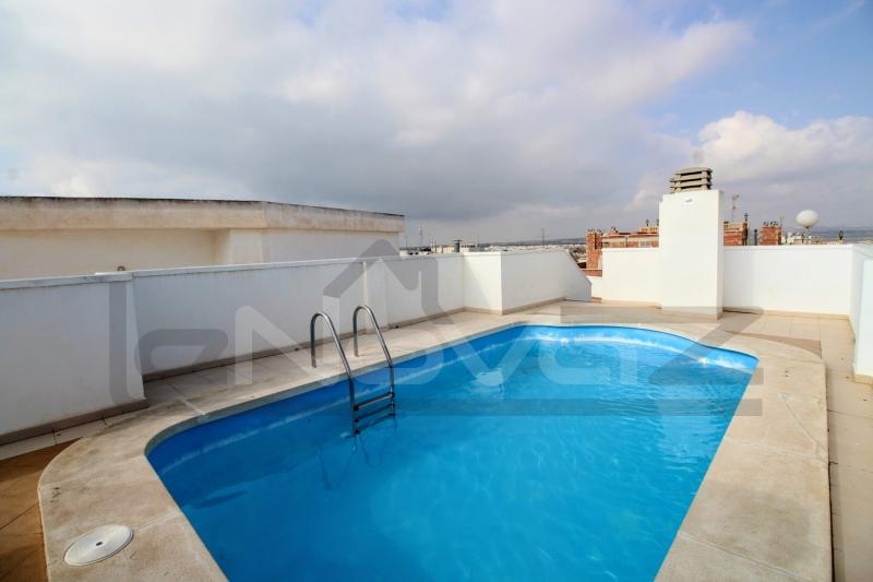 Foto de stock Apartamento en España en el centro de Torrevieja.