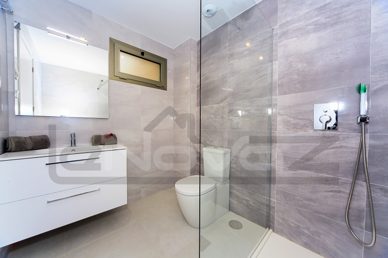 Stock Foto New apartments in Spain on the Costa Blanca