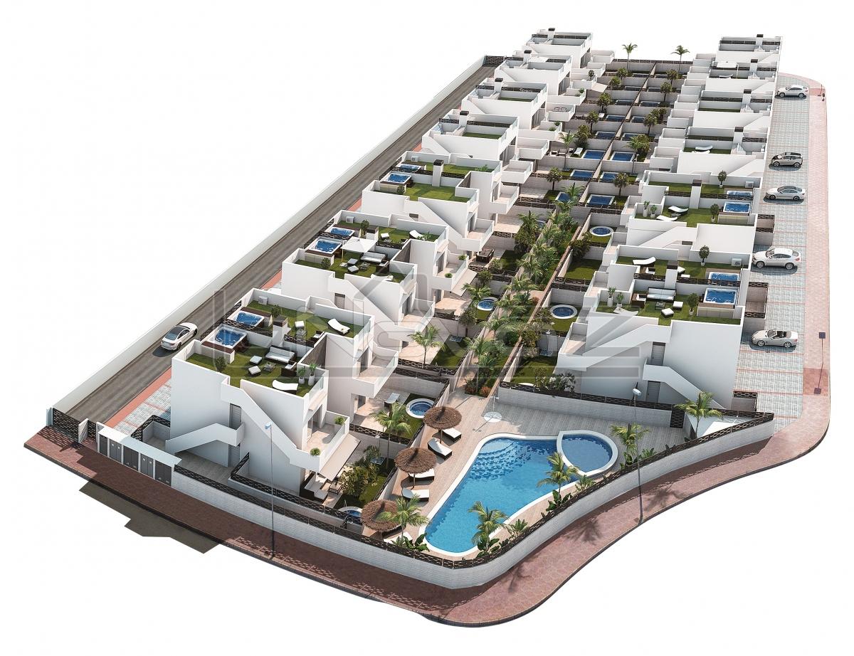 Фото Новые квартиры в Испании в Рохалес