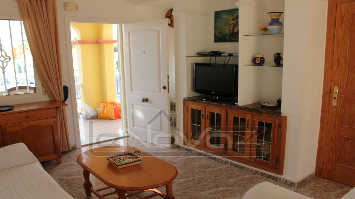 Stock Foto Townhouse in La Zenia, Costa Blanca