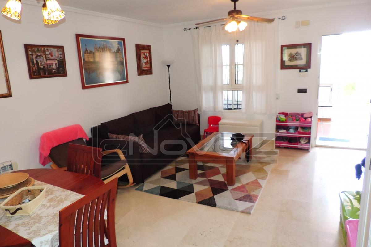 Stock Foto Sale house in Spain, duplex townhouse