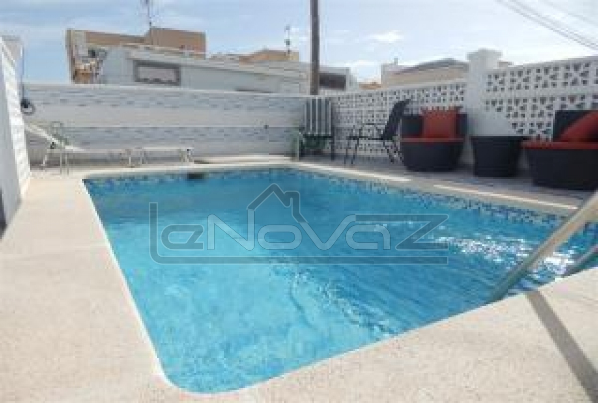 Photo Bungalow with 3 bedrooms in San Miguel de Salinas