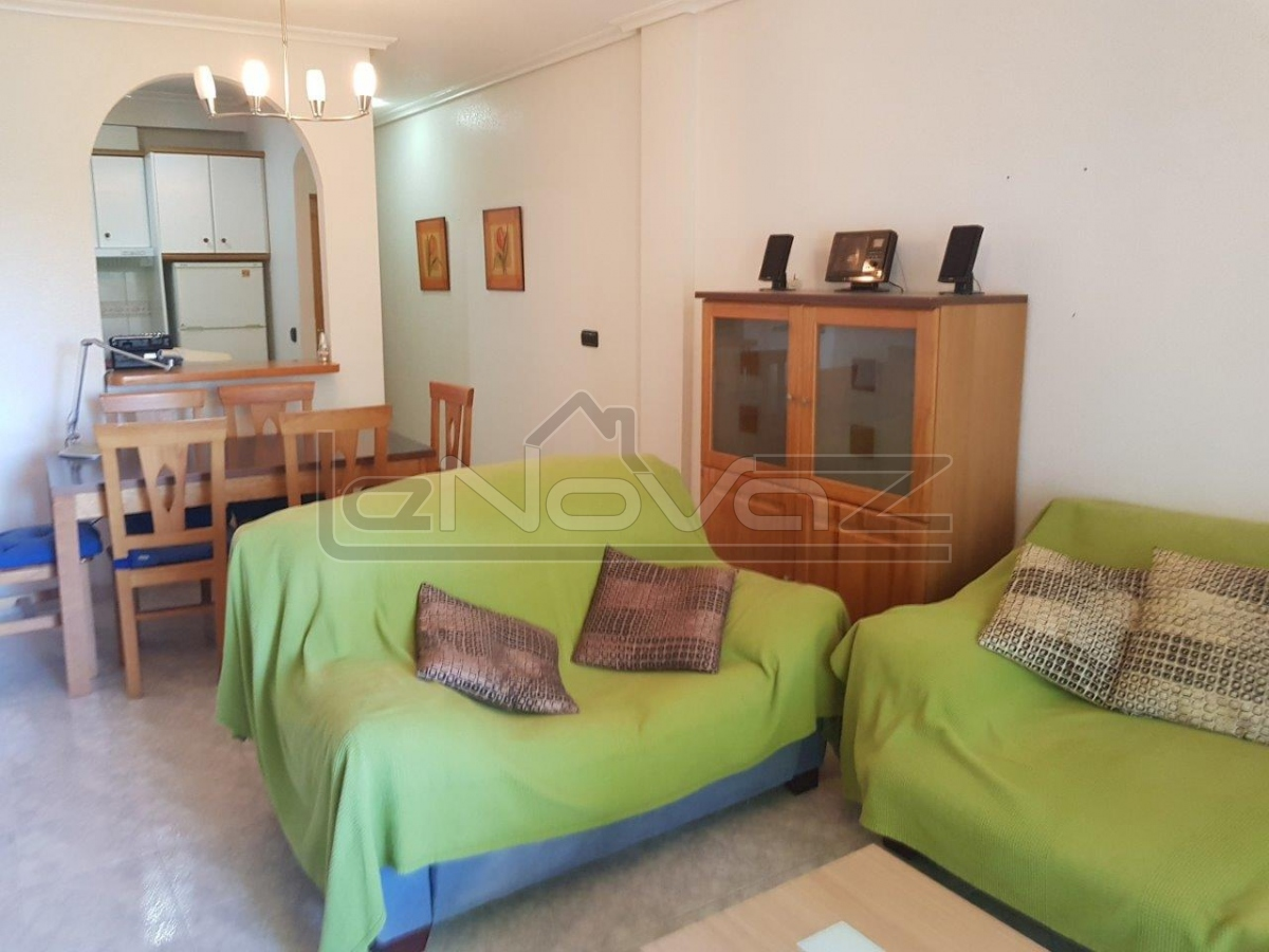 Stock Foto Apartment in Spain near the center Zenia Boulevard