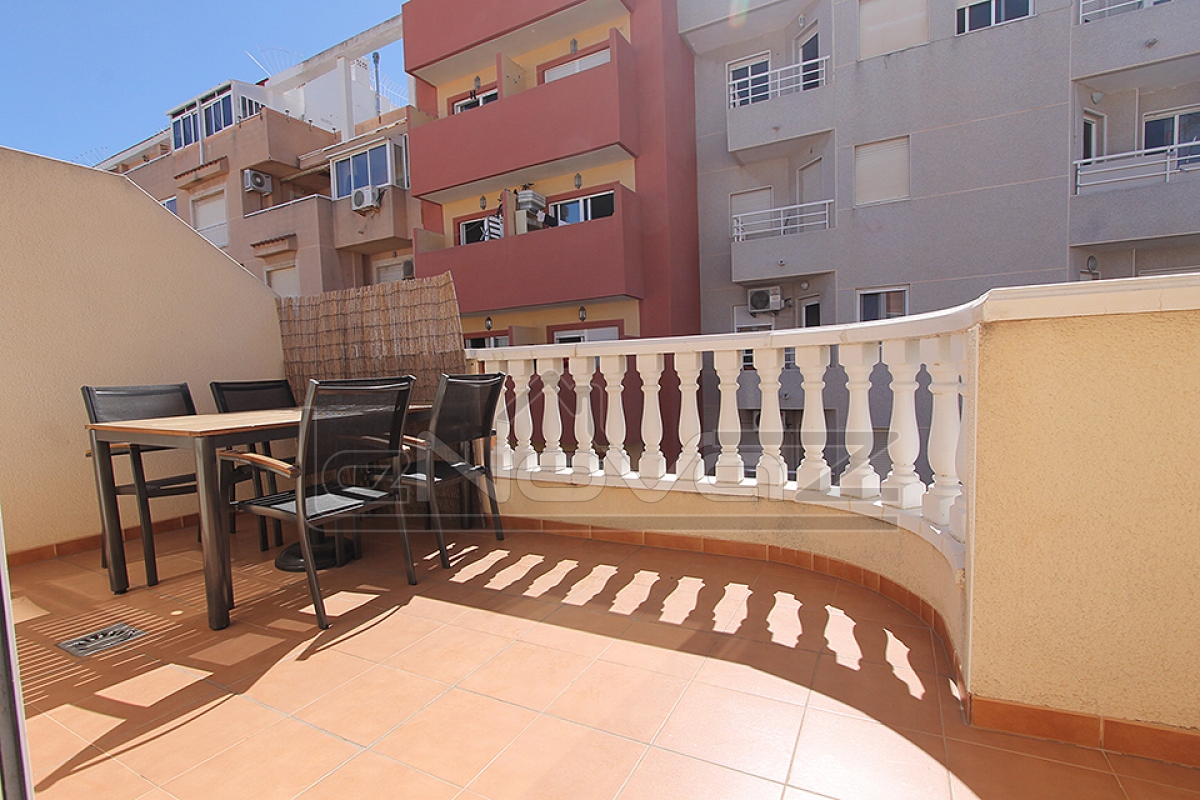 Stock Foto Apartment in Torrevieja by the sea