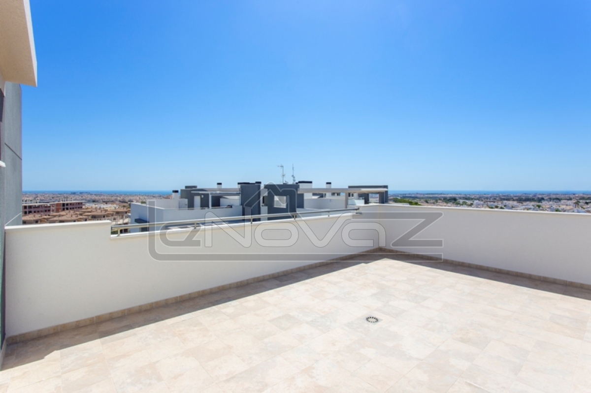 Stock Foto Penthouse with 2 bedrooms in Los Dolses