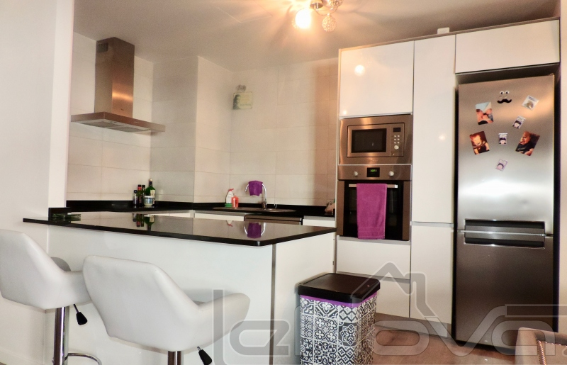 Foto Apartamento con habitaciones 2 en Los Dolses.