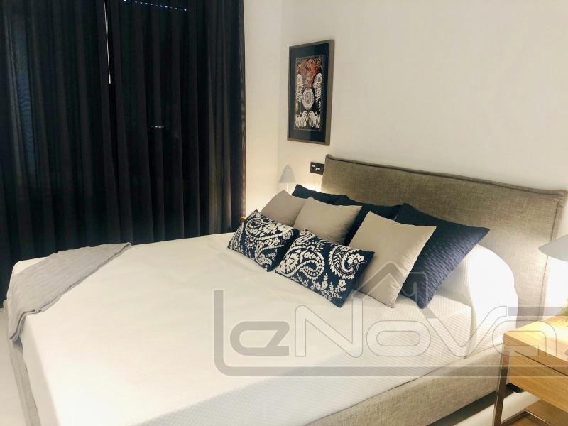 Фото Пентхаус с 3 спальнями в Mil Palmeras