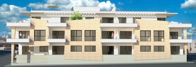 Фото Апартаменты с 2 спальнями в Torre de la Horadada