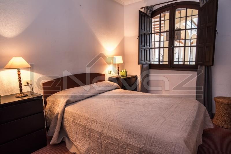 Stock Foto Bungalow with 1 bedroom in La Zenia