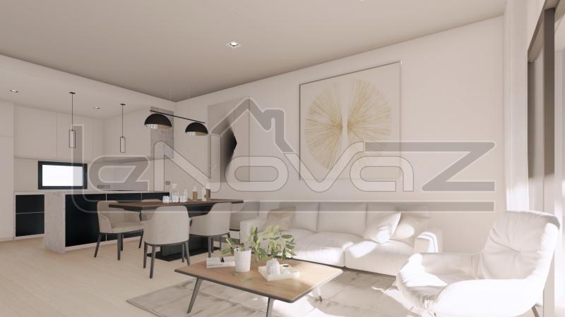 Stock Foto Xnumx Bungalow in Finestrat