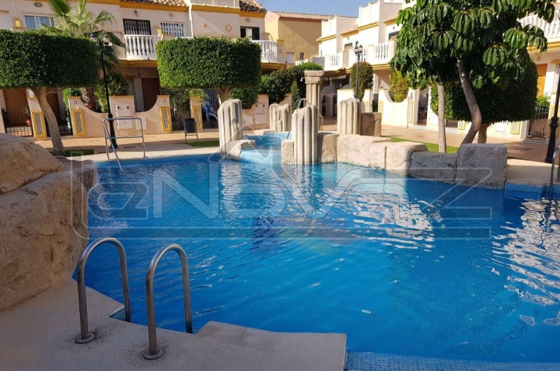 Stock Foto Bungalow with 2 bedrooms in Cabo Roig