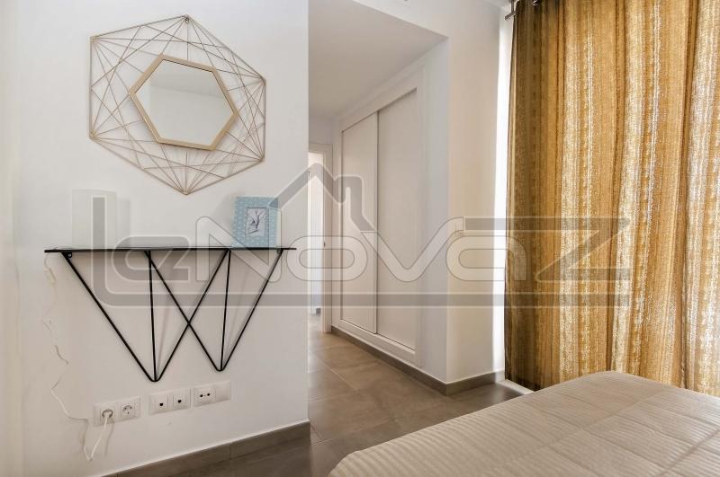 Фото Апартаменты с 2 спальнями в Calpe