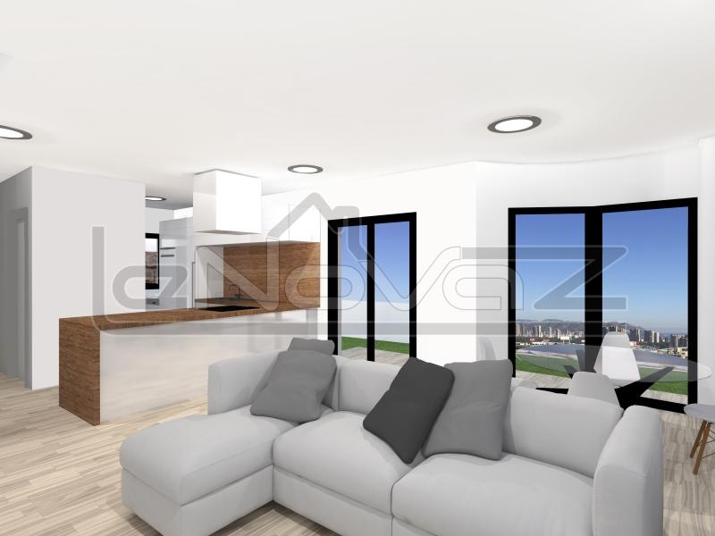 Фото Бунгало з 2 спальнями в Finestrat