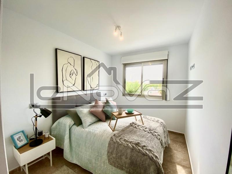 Фото Бунгало с 2 спальнями в Torre de la Horadada