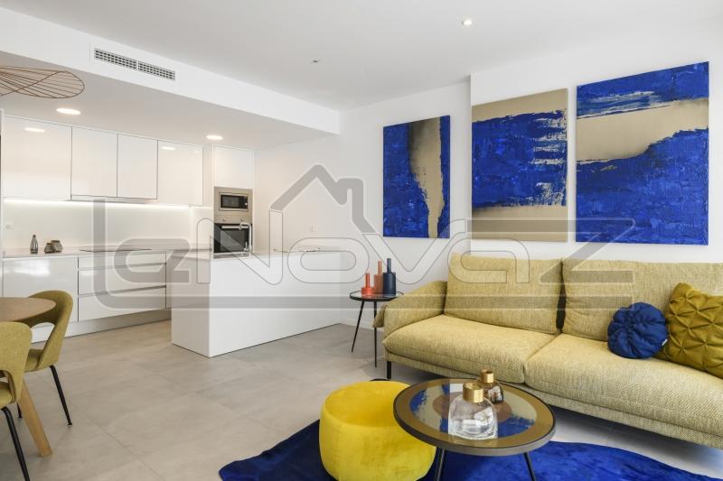 Фото Апартаменты с 2 спальнями в Orihuela Costa
