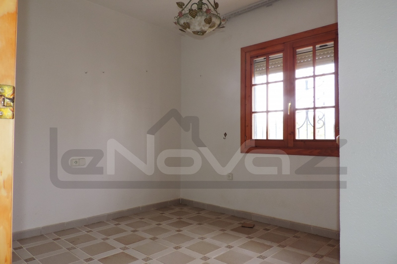 Stock Foto Bungalow in a beautiful residence